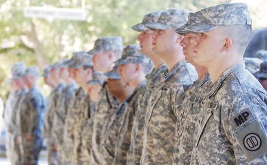 1165th Troops Leave For Afghanistan The Atmore Advance The Atmore Advance