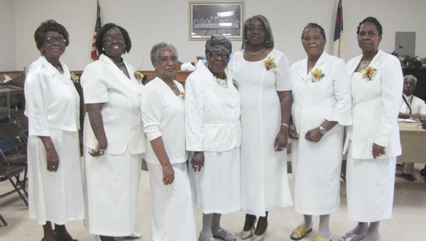 Members of the Christian Family Outreach group held their 10th annual Prayer Conference Saturday at Gaines Chapel AME Church on Carver Avenue.