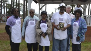 """Greater Mt. Triumph Baptist Church received the """"People's Choice"""" award after raising a team-high $553 for the hospital Saturday."""