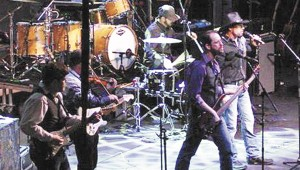 """Area band """"Shane Harrell and the Major Moves"""" will open for The Band Perry in a concert at Auburn University in January."""