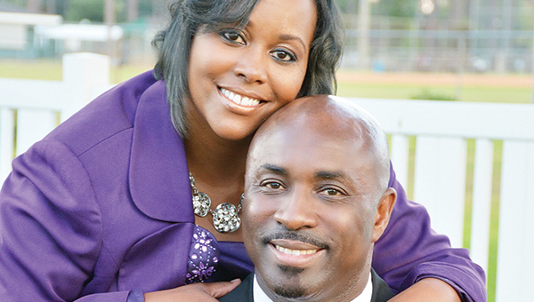 Dr. Bernard and Felicia Bishop's new ministry kicks off Sunday. |  submitted photo