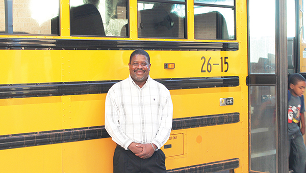 Willie Fountain is going to retire as head custodian from Bratt Elementary tomorrow, Dec. 31, 2015. | Submitted photo