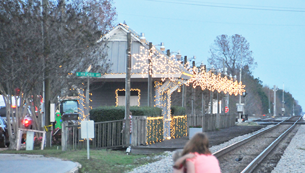 The city of Atmore took its first big step toward getting the AMTRAK train service back to the city. An inspection train will roll through the city on Feb. 18, and will make a stop at 3:55 p.m. | Andrew Garner/Atmore Advance