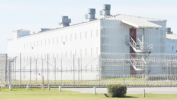 Shown is a William C. Holman Correctional Facility dormitory. | Andrew Garner/Atmore Advance