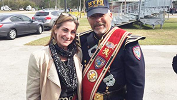 Wanda Mason (left) will march in the inauguration parade Jan. 20. |                                      Andrew  Garner/Atmore Advance